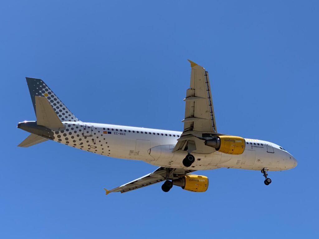 Vueling - bei Flugausfall Entschädigung bis 600 Euro mit ReiseRecht