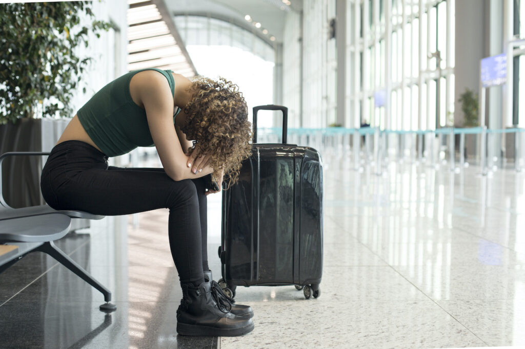 Flight cancelled? Get your compensation up to 600€ per person