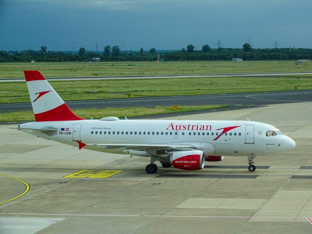 Austrian Airlines - Bei Flugausfall bis zu 600 € Entschädigung
