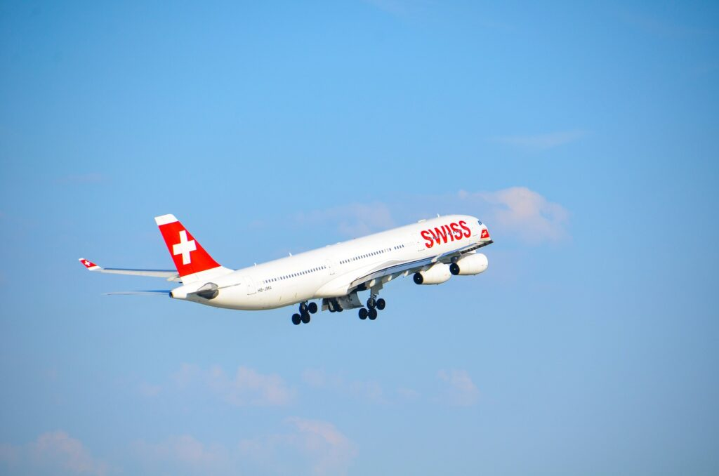 Swiss: Bei Flugausfall oder Flugverspätung bis zu 600 € Entschädigung pro Person.