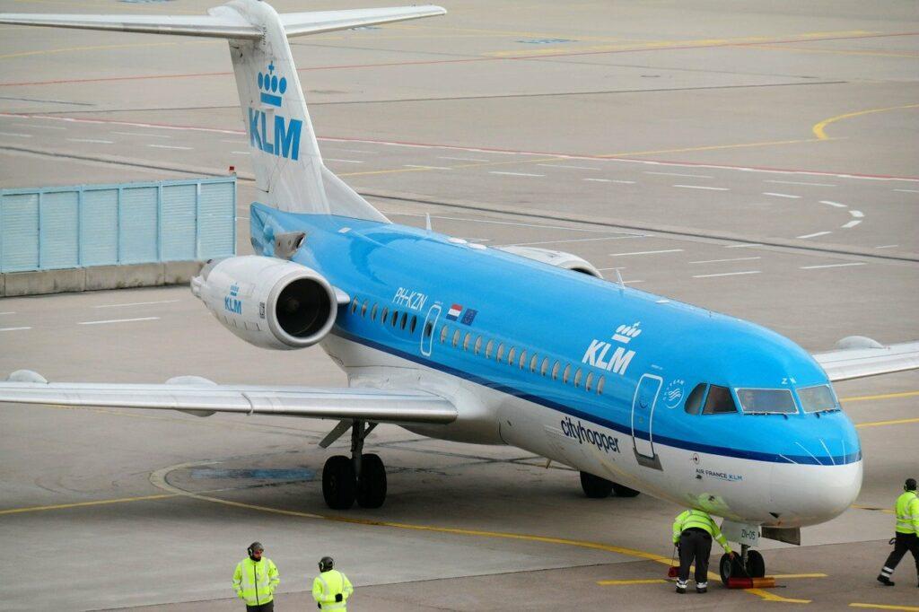 KLM Entschädigung bei Flugausfall bis zu 600 Euro